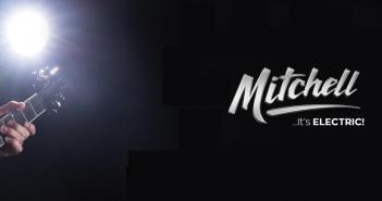 Nowy gracz – Mitchel Electric Guitar