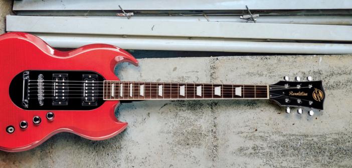 Modularne gitary – Pons Guitars Revolution