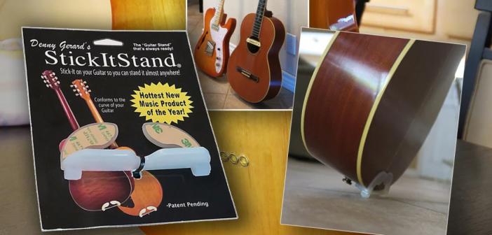 StickItStand, czyli rozwal gitarę i zapłać za to 20 dolarów