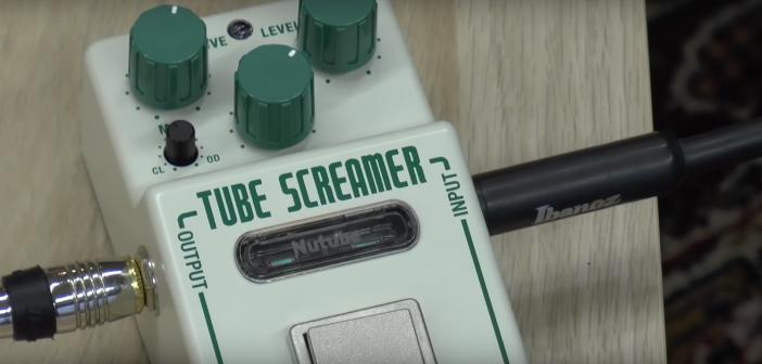 Ibanez – Tube Screamer z technologią Nutube!