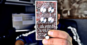 Devis Labyrinth Overdrive – recenzja overdrive'a!