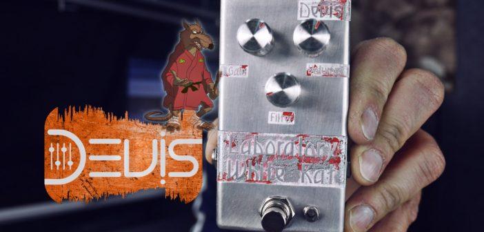 Devis Laboratory White Rat – klasyk od Devisa!