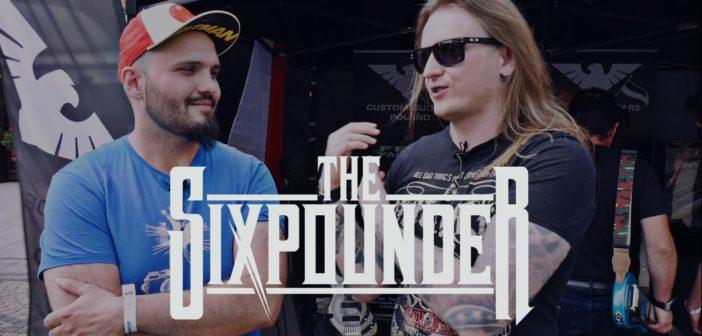 Wywiad z Ostrym – The Sixpounder