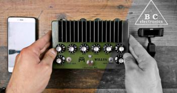 BC Electronics WILLYS – recenzja wzmacniacza