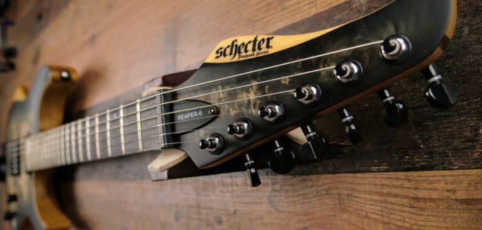 Schecter Reaper-6 SCB | Recenzja